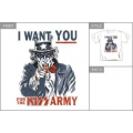 Kiss - I Want You. T-shirt Small