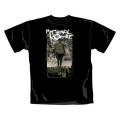 MY CHEMICAL ROMANCE - Dark Soldier. T-shirt Small