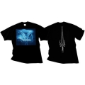 TRIVIUM - BLUE ANGEL. T-shirt Small