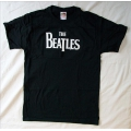 The Beatles - Logo. T-shirt Small