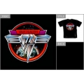 Van Halen - Space Logo. T-shirt Small