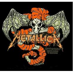 Metallica - GARGOYLE. Tygmärke