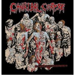 Cannibal Corpse - THE BLEEDING1. Tygmärke