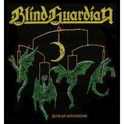 Blind Guardian - MOBILE. Tygmärke