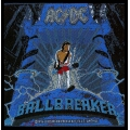 AC/DC - BALLBREAKER. Tygmärke