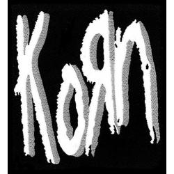 Korn - Logo Tygmärke