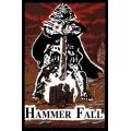 Hammerfall - Glory to the brave. Tygmärke