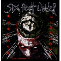 SIX FEET UNDER - MAXIMUM VIOLENCE. Tygmärke