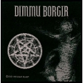 DIMMU BORGIR - SHADOW. Tygmärke