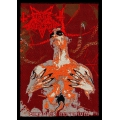 Dark Funeral - DIABOLIS INTERIUM. Tygmärke