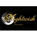 NIGHTWISH - MOON LOGO. Tygmärke