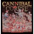 Cannibal Corpse - GORE OBSESSED. Tygmärke