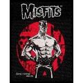 MISFITS - LUKIC. Tygmärke