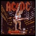 AC/DC - STIFF UPPER LIP. Tygmärke