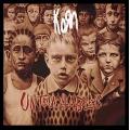 Korn - UNTOUCHABLES. Tygmärke