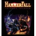 HAMMERFALL - CRIMSON THUNDER. Tygmärke