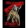 Grave Digger - REAPER. Tygmärke