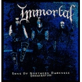 IMMORTAL - SONS OF THE NORTHERN…. Tygmärke