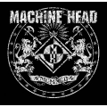 MACHINE HEAD - CREST. Tygmärke
